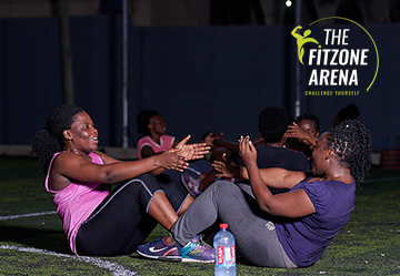 The Fitzone Arena