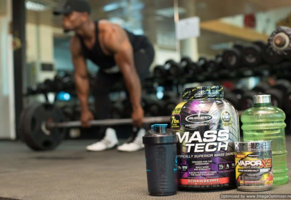 The Top 3 Supplements For Gaining Mass